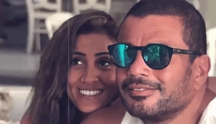 عمرو دياب يتحدث لأول مرة عن انفصاله عن دينا الشربيني بطريقة فاجأت الحضور! (فيديو)
