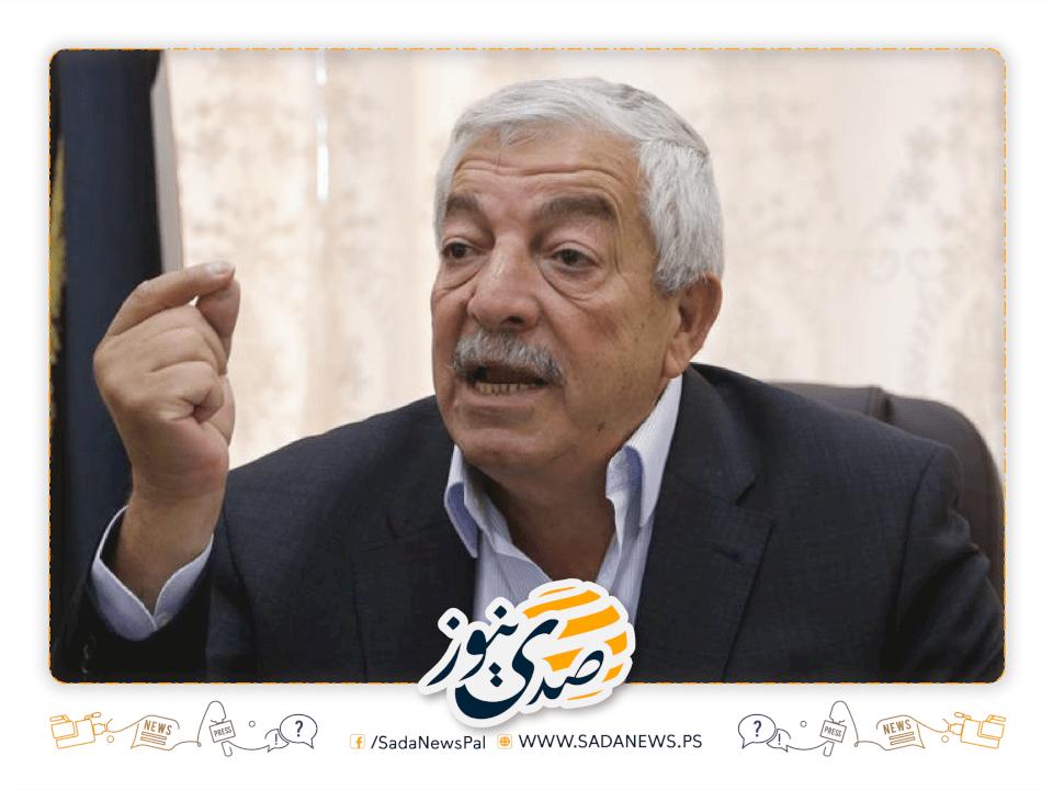 العالول: نسعى لإجراء الانتخابات رغم كل معوقات الاحتلال
