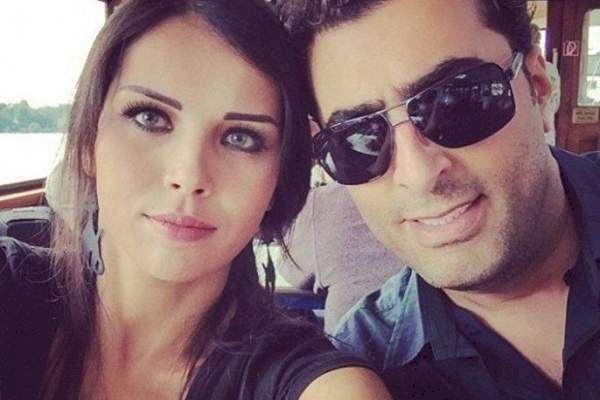 زوجة باسم ياخور تبكي بحرقة.. والأخير يتدخل (فيديو)