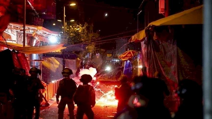 """حماس: ما يجري في """"الشيخ جراح"""" يتطلب تصعيد المواجهة"""