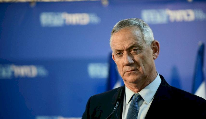 غانتس: قد نشن عملية عسكرية ضد غزة إذا فشلت جهود التهدئة