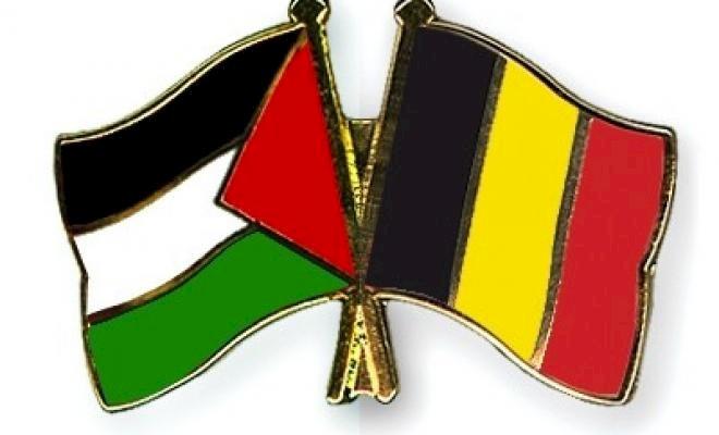 """""""الصداقة البلجيكية الفلسطينية"""" تدعو الاتحاد الأوروبي للضغط على إسرائيل لاحترام القانون الدولي"""