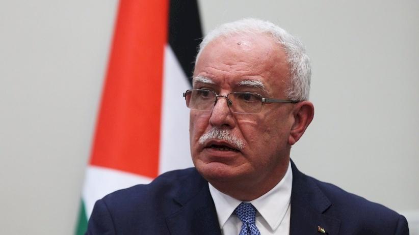 المالكي: فلسطين تشكر الصين على مبادرتها