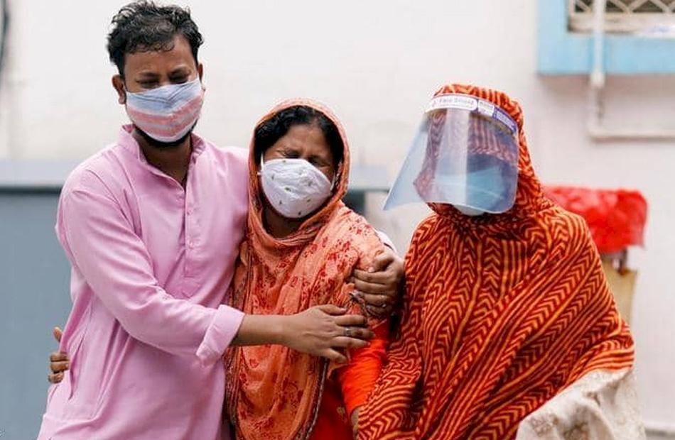 """الهند تسجل 3998 وفاة بفيروس """"كورونا"""" في أعلى حصيلة منذ شهر"""