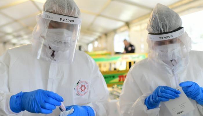 الصحة الاسرائيلية:1411 إصابة جديدة بفيروس كورونا