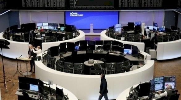 الأسهم الأوروبية تتراجع من أعلى مستوياتها