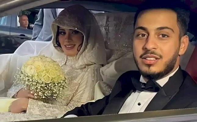 صورة قديمة لزوجة الوليد مقداد من دون حجاب وجمالها يلفت الأنظار