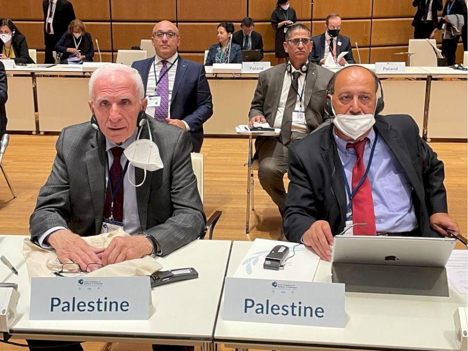 المجلس الوطني يشارك في المؤتمر العالمي لرؤساء برلمانات العالم في فيينا