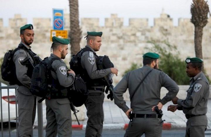 شرطة الاحتلال تعتقل شابا من الجلمة داخل أراضي الـ48