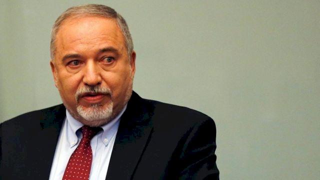 ليبرمان: لا حل لقضية غزة ولا مجال للتسوية مع الرئيس عباس