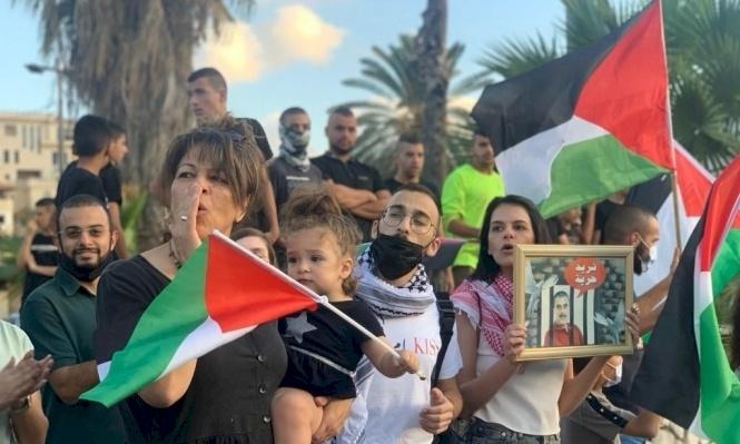 إسنادا للأسرى: المتابعة تدعو لمظاهرة قطرية أمام سجن الجلمة