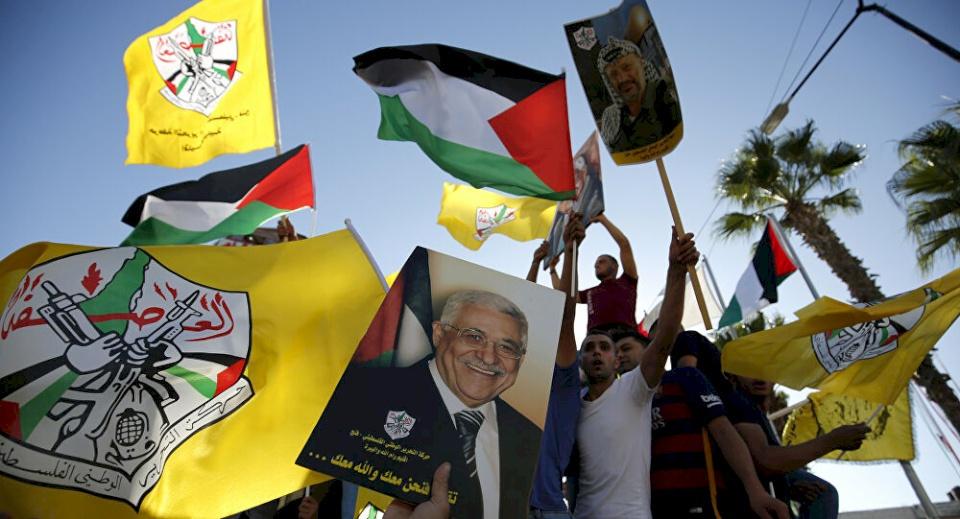 """""""فتح"""" في مصر: خطاب الرئيس وثيقة تاريخية ويجب على العالم إنهاء الاحتلال"""