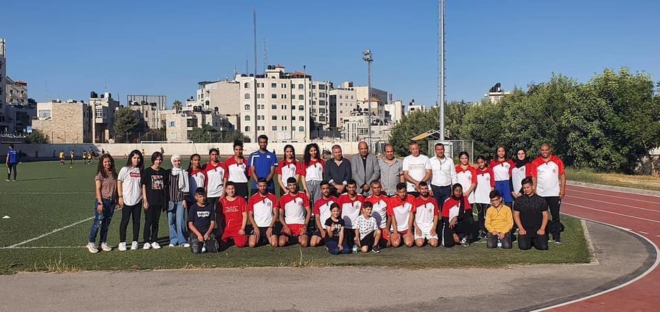 ضمن جهوده المتواصلة لتنمية الرياضة في فلسطين.. بنك فلسطين يقدّم رعايته لدعم الاتحاد الفلسطيني لألعاب القوى