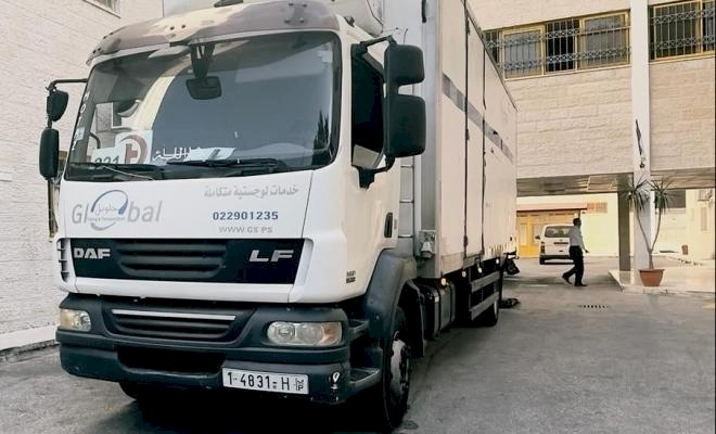 الصحة ترسل 300 ألف جرعة من لقاح فايزر الى غزة